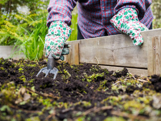 A final fall weeding can help your garden stay in shape for spring.